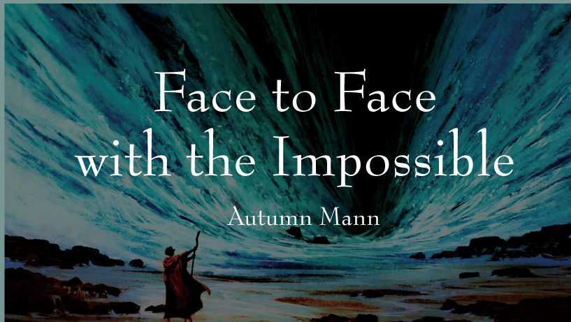 Face to Face with the Impossible