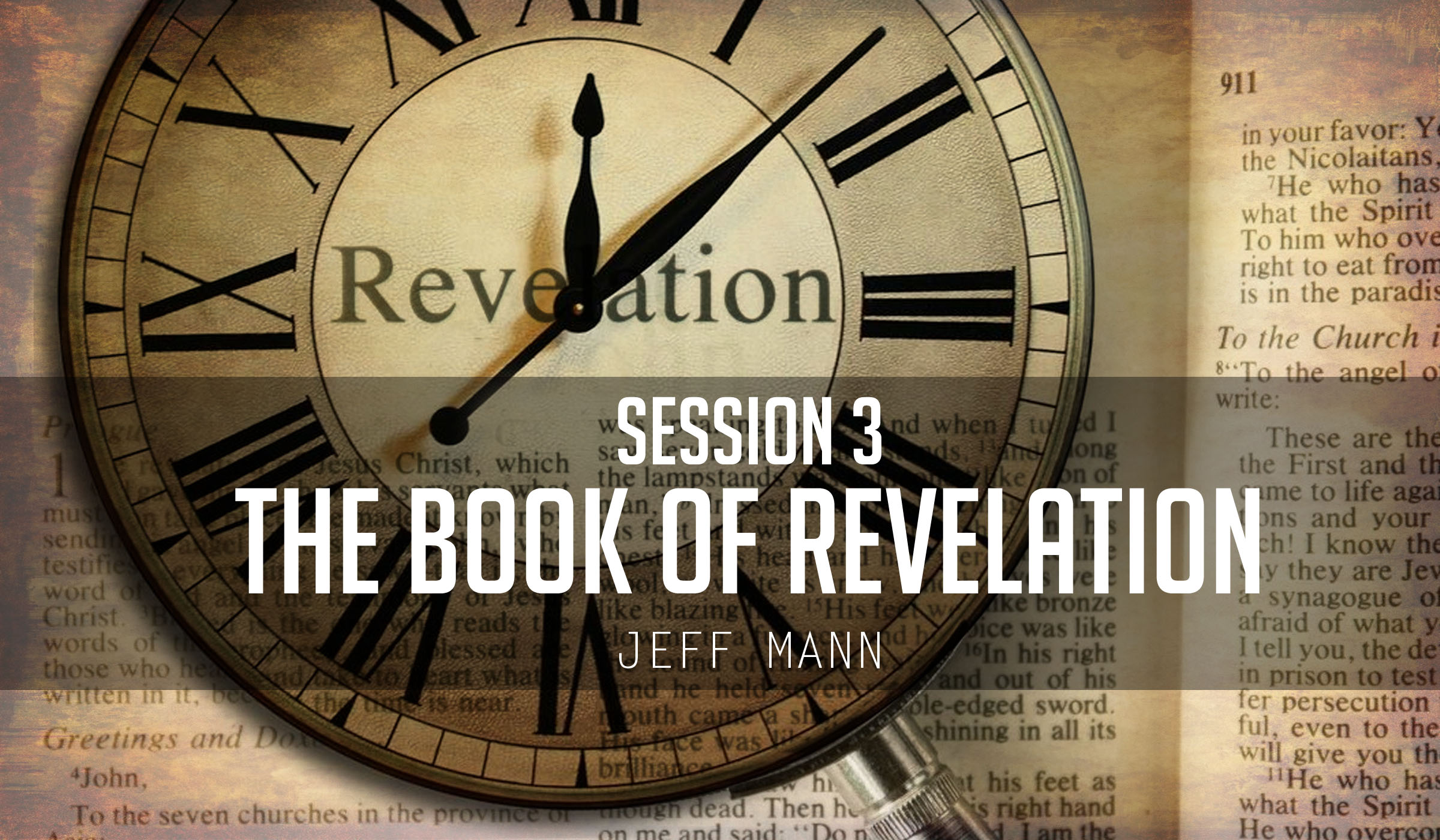 Revelation Series Session 3