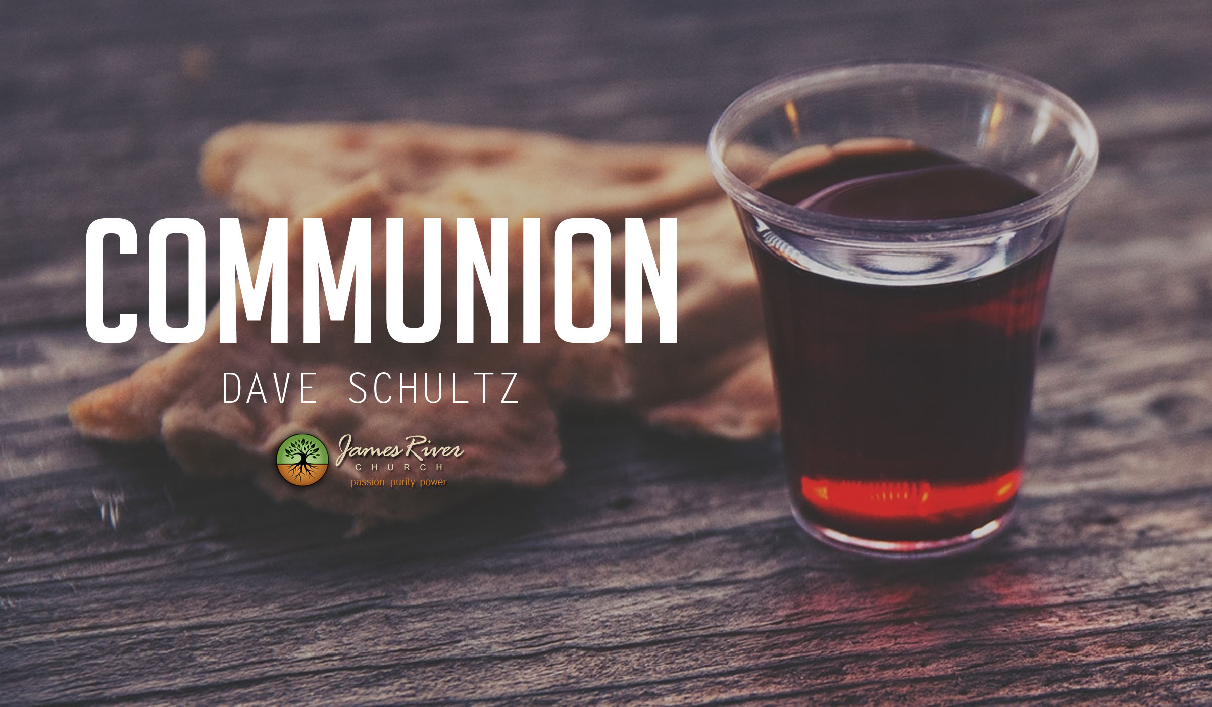 Communion The Ramblings of a Very Tired Man Part 2