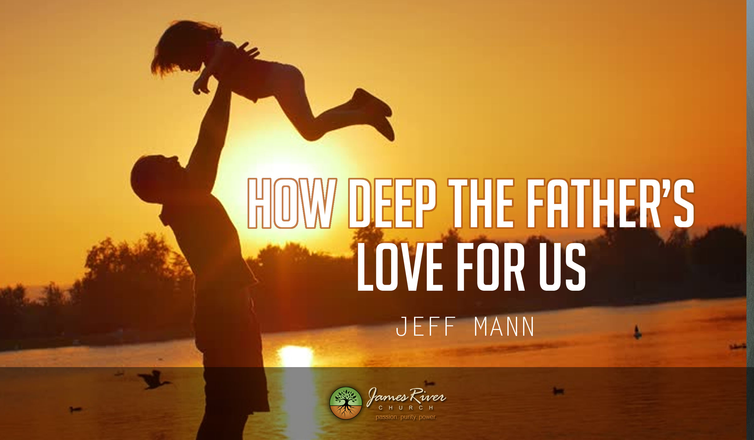 How Deep the Father's Love For Us!