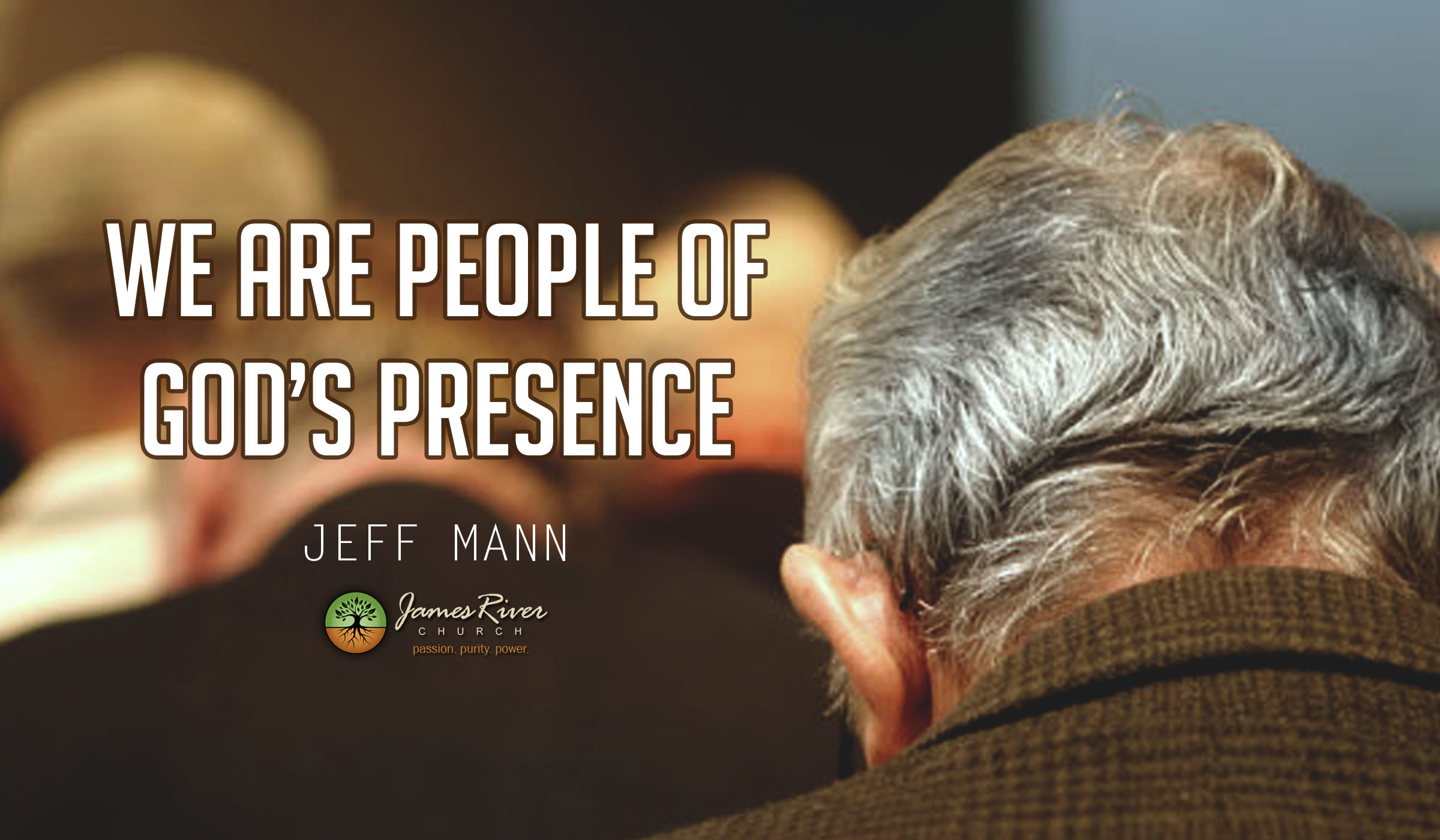We Are People Of God's Presence