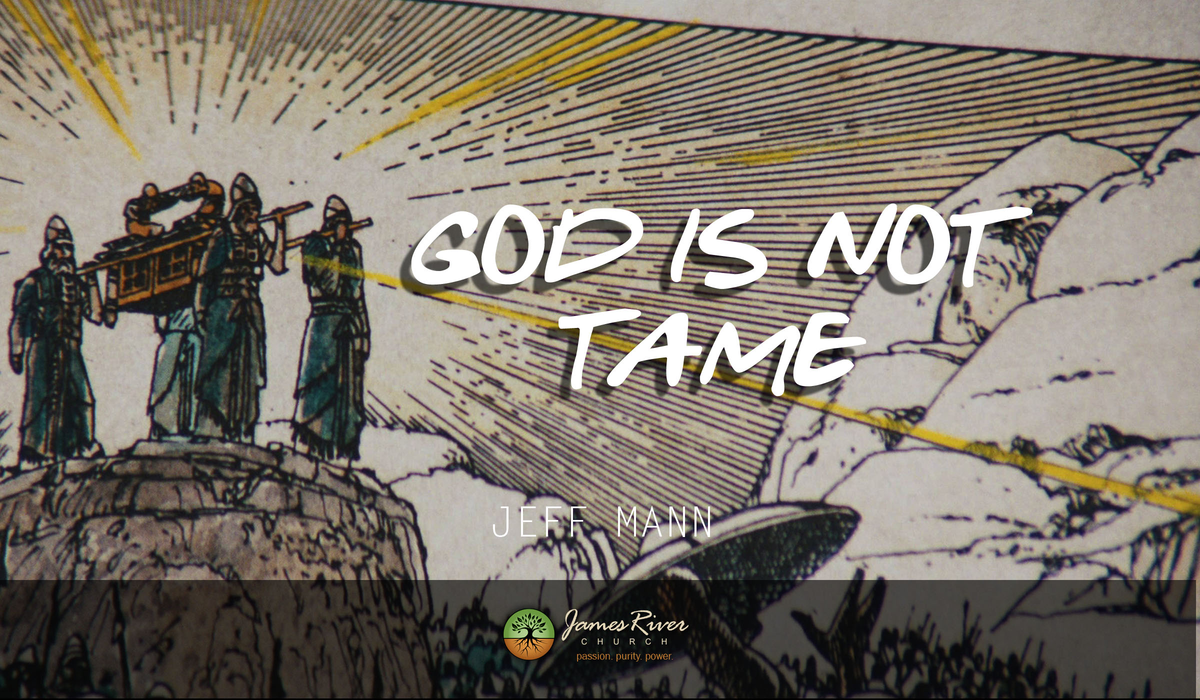 God Is Not Tame
