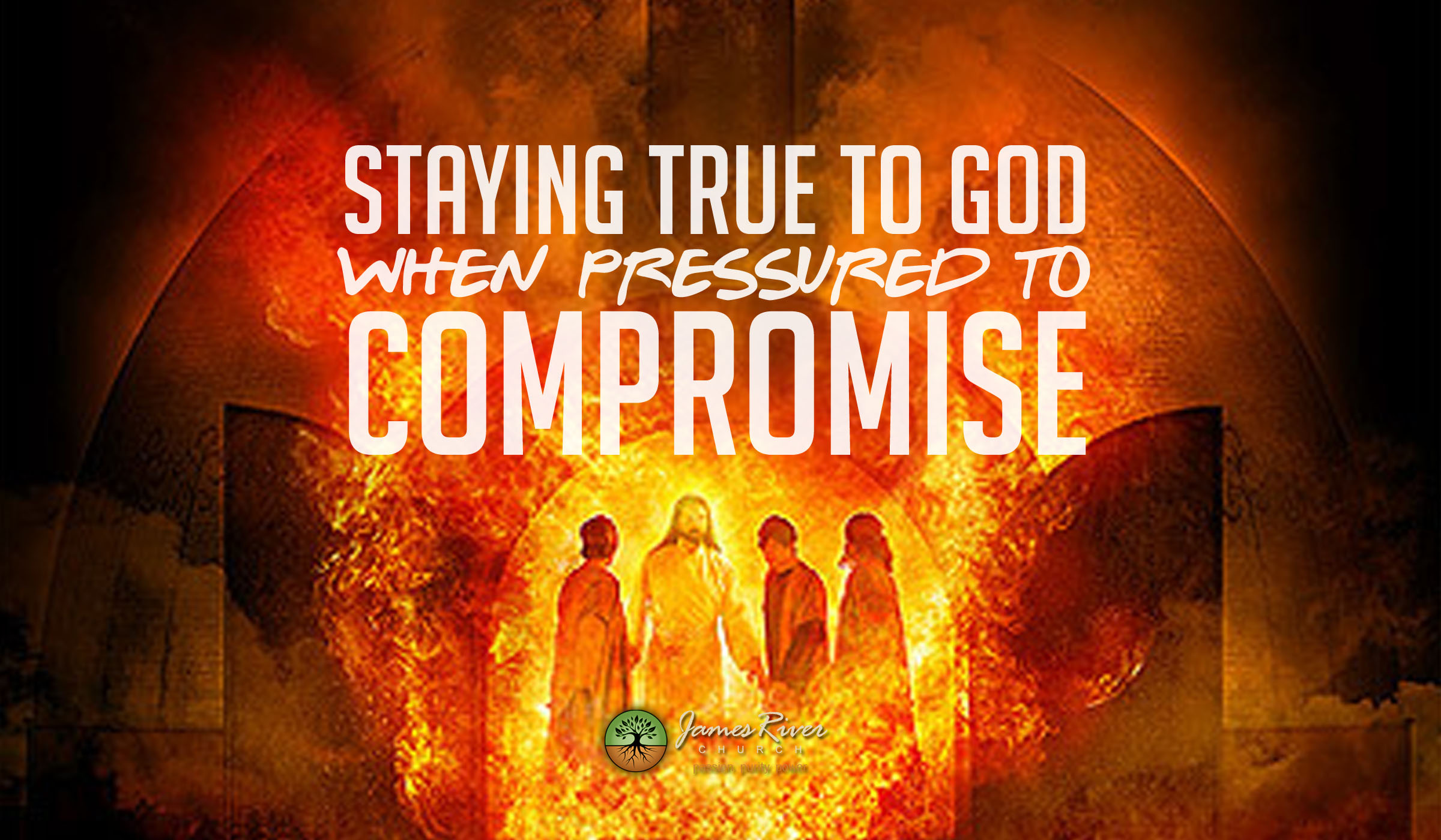 Staying True To God When Pressured To Compromise