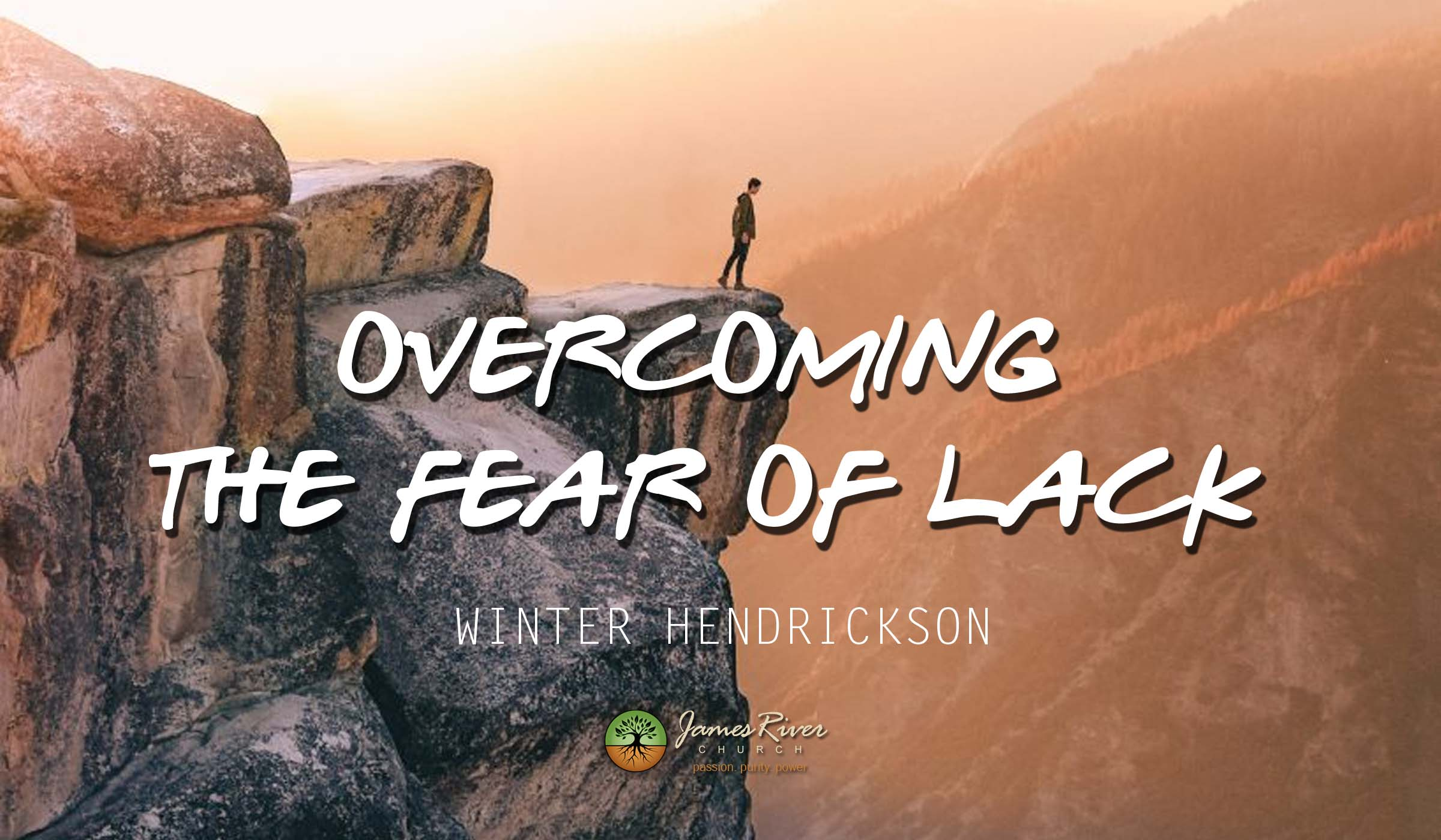 Overcoming The Fear Of Lack